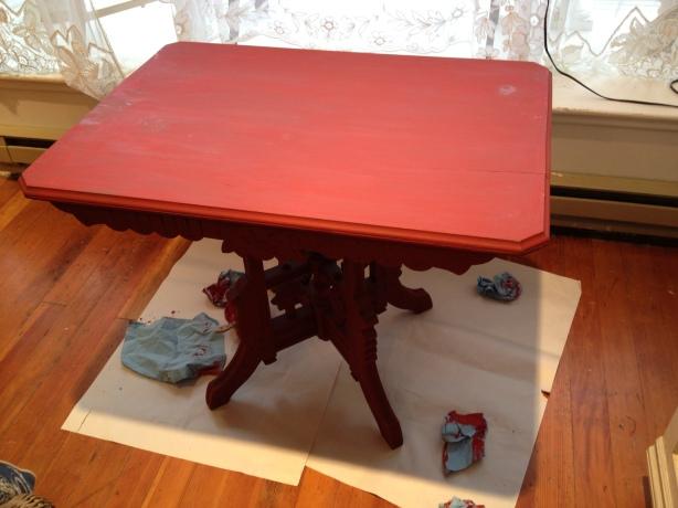 how to stencil an adirondack chair